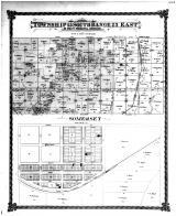 Township 15 S Range 23 E, Somerset, Miami County 1878
